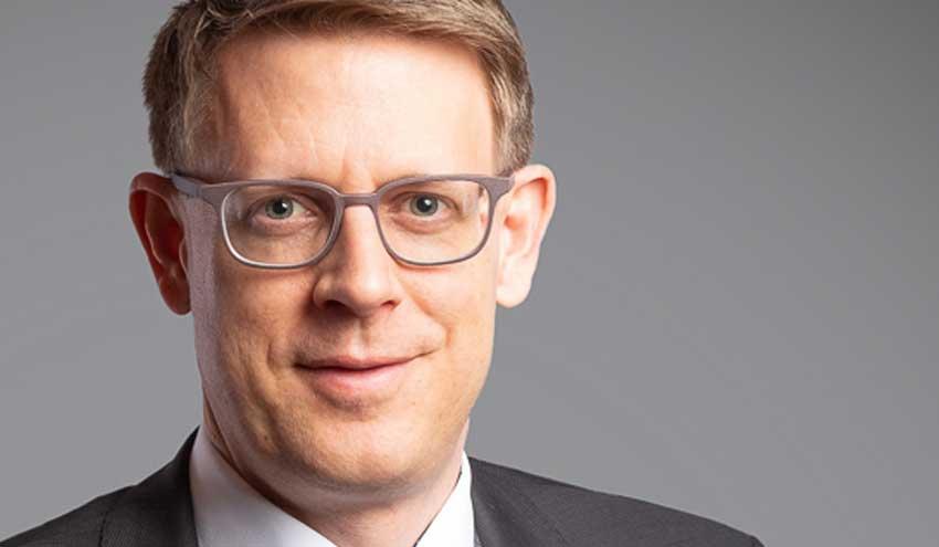 Markus Reinhold, nuevo director de tecnología de Steinert