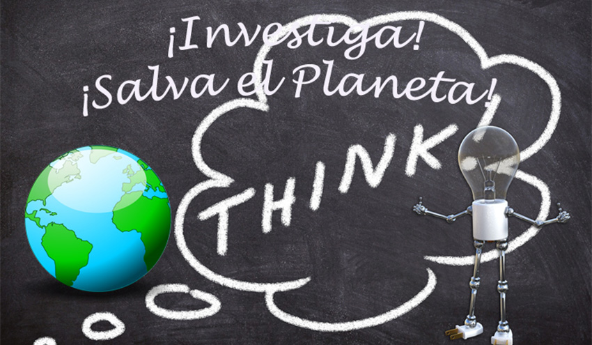 """El proyecto """"¡Investiga! ¡Salva el Planeta!"""" selecciona los centros educativos que participarán en la segunda fase"""