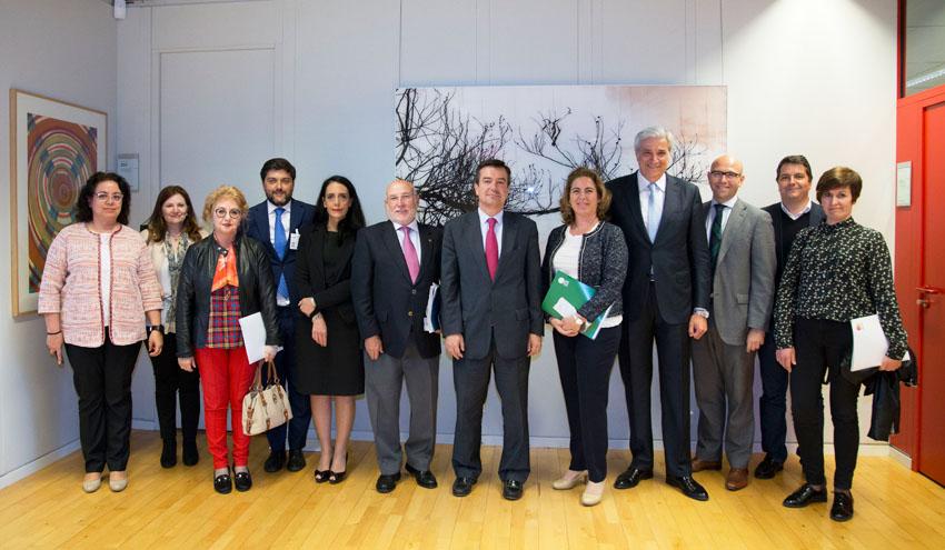 FER renueva el acuerdo de colaboración con la Feria Internacional de la Recuperación y el Reciclado SRR