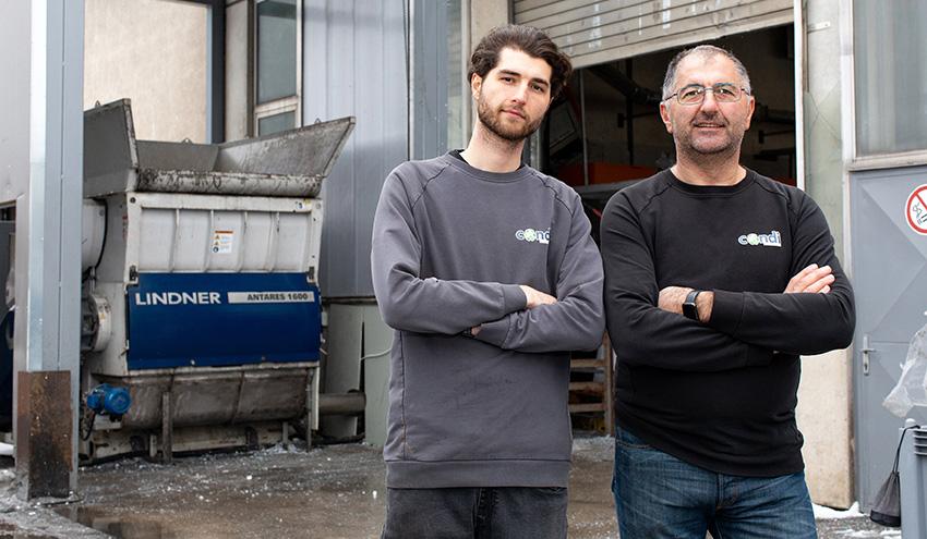 Ampliación del alcance de las trituradoras para el reciclaje de plásticos con un sistema de corte flexible