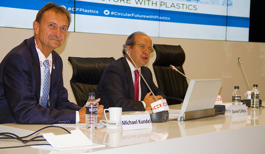 'Un Futuro Circular con Plásticos' reúne a grandes fabricantes y transformadores de plásticos europeos