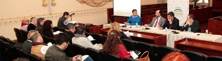 PROMEDIO y Diputación de Badajoz preparan proyectos de restauración de escombreras en 29 municipios