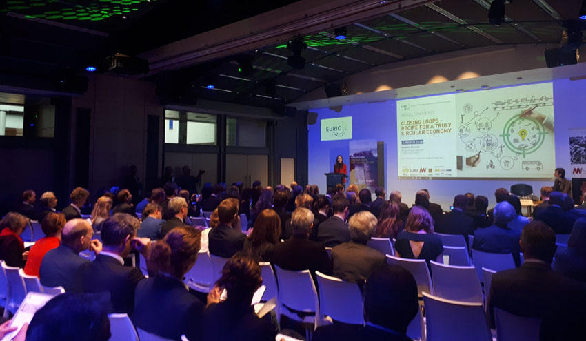 Comunicar, cooperar, mejorar, las claves de la economía circular
