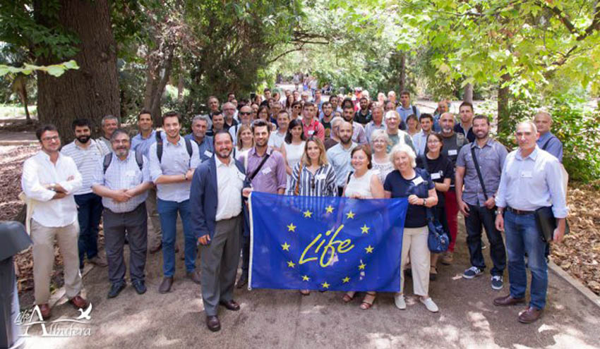 "El proyecto LIFE Albufera presente en el Workshop ""Nature in the city"""