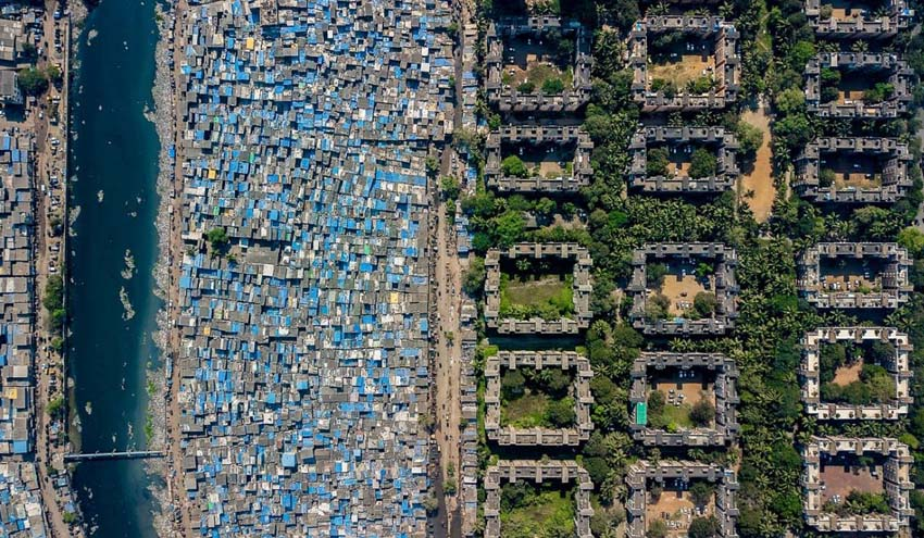 Confirmadas las enormes diferencias en la huella energética que dejan ricos y pobres