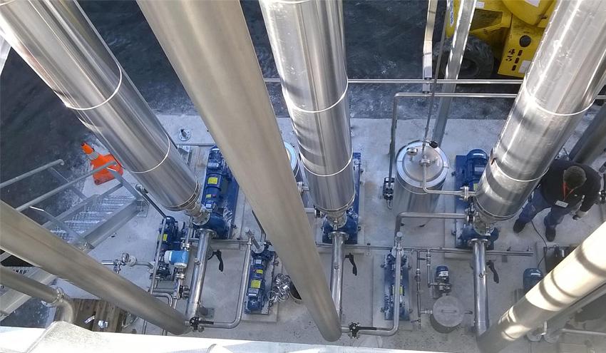 Descarga cero de líquidos: eliminando los desechos líquidos para siempre