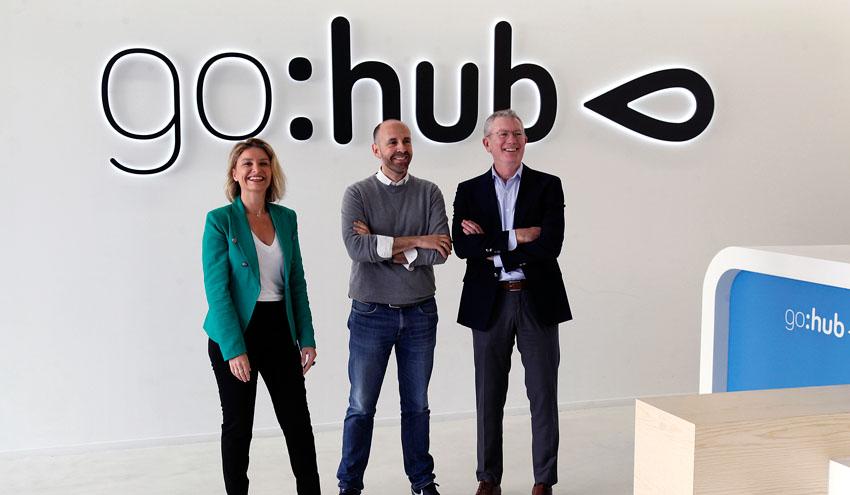 La apuesta de GoHub para posicionar Valencia como referente de emprendimiento tecnológico