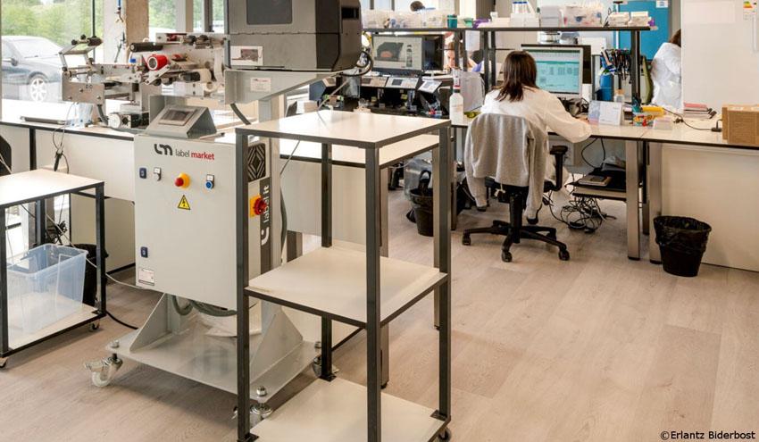 Biolan desarrolla biosensores ecodiseñados que permiten la circularidad de sus materiales