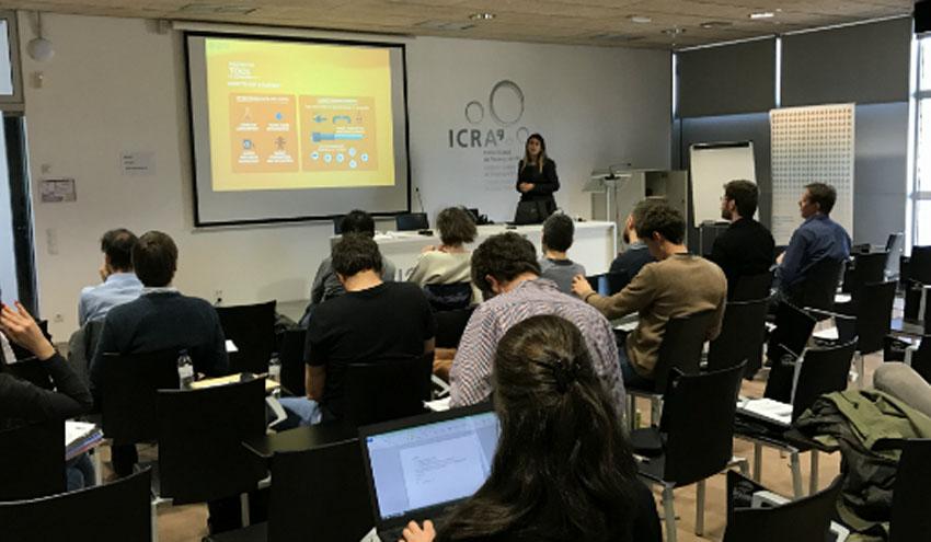 El proyecto y la herramienta Aquaenvec se presentan en una jornada en el ICRA
