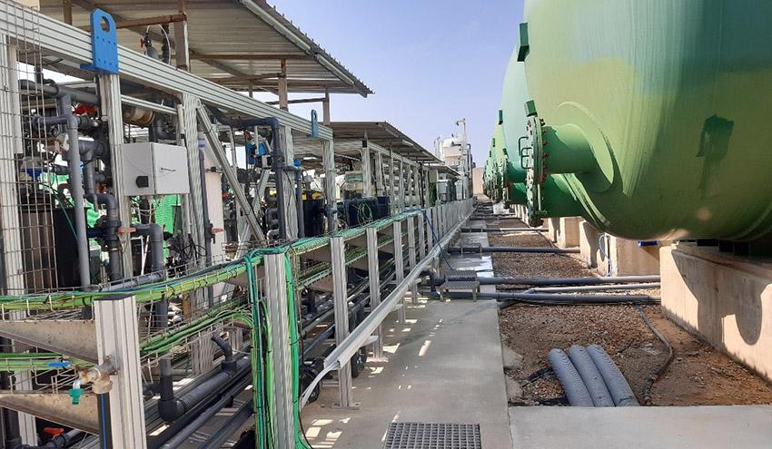 ACCIONA presenta su Desalination Platfom para la demostración de desarrollos en procesos de desalación