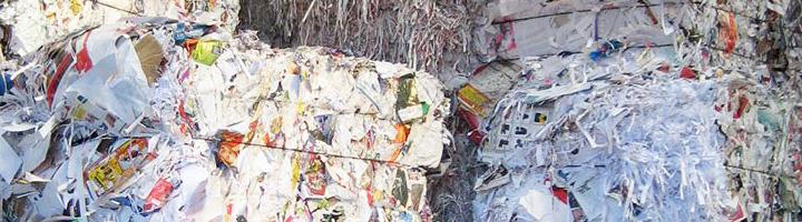 En 2013 la tasa de reciclaje de papel recuperado en España alcanzó el 84,5%, muy por encima de la media de la UE