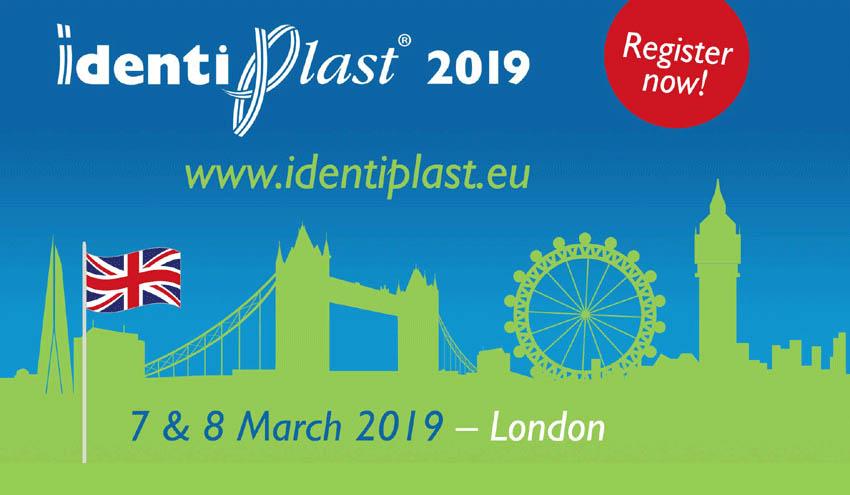 Dow, BPF y PlasticsEurope se unen como socios clave para IdentiPlast 2019