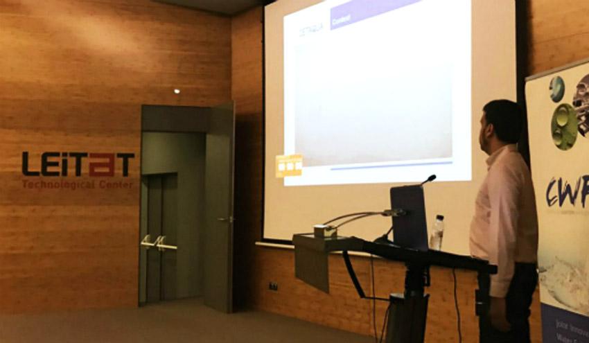 Cetaqua presenta el proyecto Citysensia en el Foro de Innovación Tecnológica del CWP