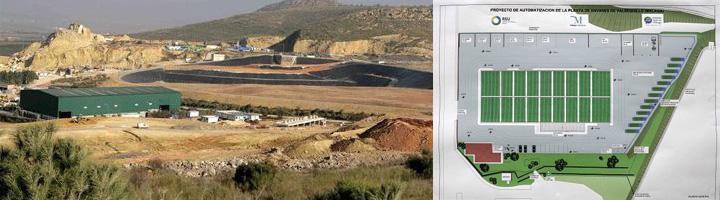 Arrancan las obras de ampliación de la planta de envases del complejo medioambiental de Valsequillo