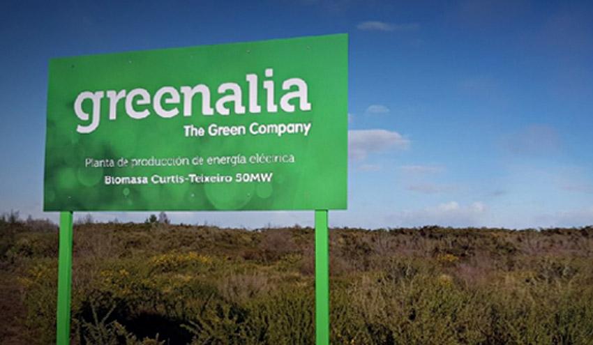 Greenalia obtiene la autorización administrativa para la construcción de la planta de biomasa de Curtis
