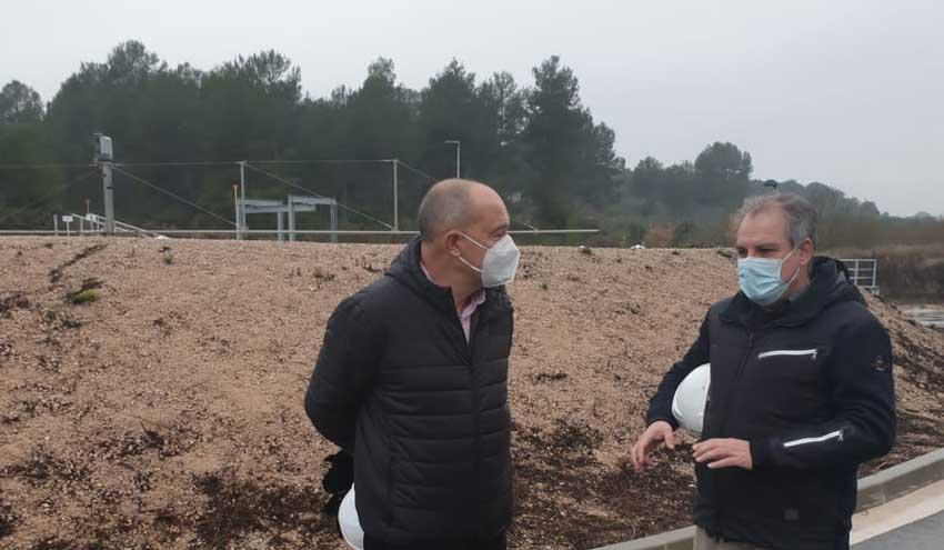 3 millones de euros para mejorar el tratamiento de las aguas residuales del Tarragonès y el Alt Camp