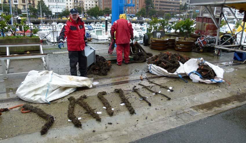 Tejiendo redes para unos mares más sostenibles