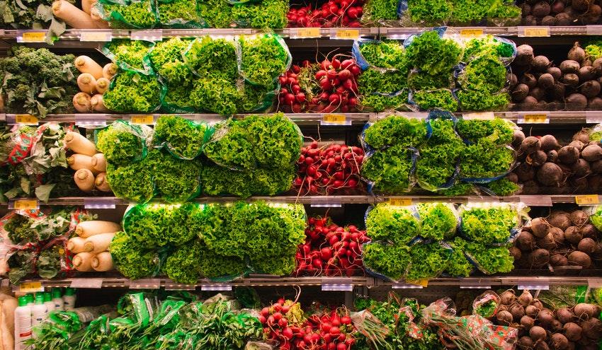 La gran distribución reduce un 45% su índice de desperdicio alimentarios en siete años