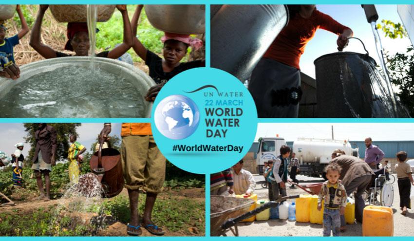 Día Mundial del Agua: promoviendo medidas para enfrentar la crisis de los recursos hídricos