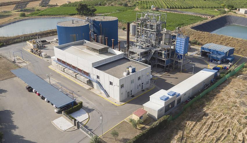 Grupo Neoelectra duplica la producción de biogás gestionando lodos industriales