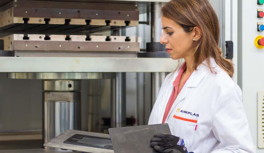 AIMPLAS desarrolla nuevos métodos eficientes de reciclado de materiales compuestos