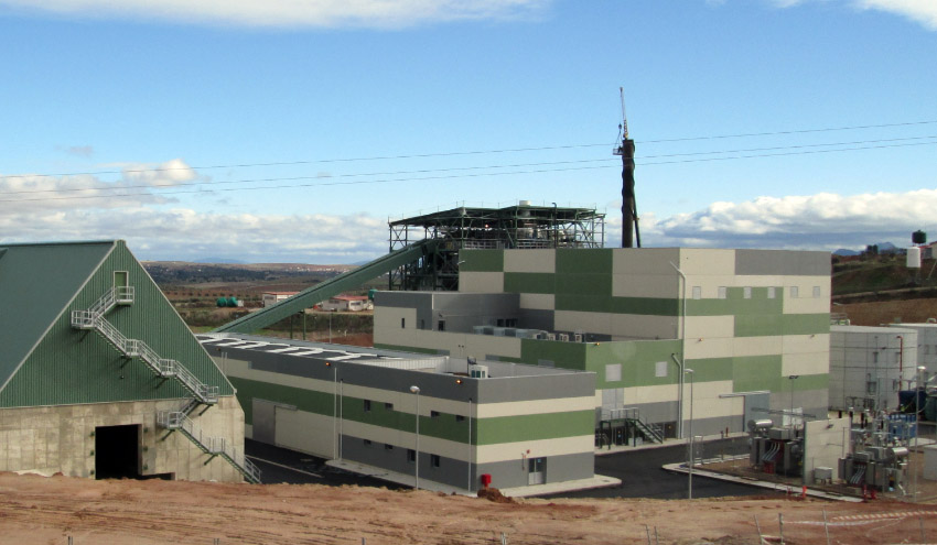 Ence compra a Endesa las plantas de biomasa de Enemansa y La Loma