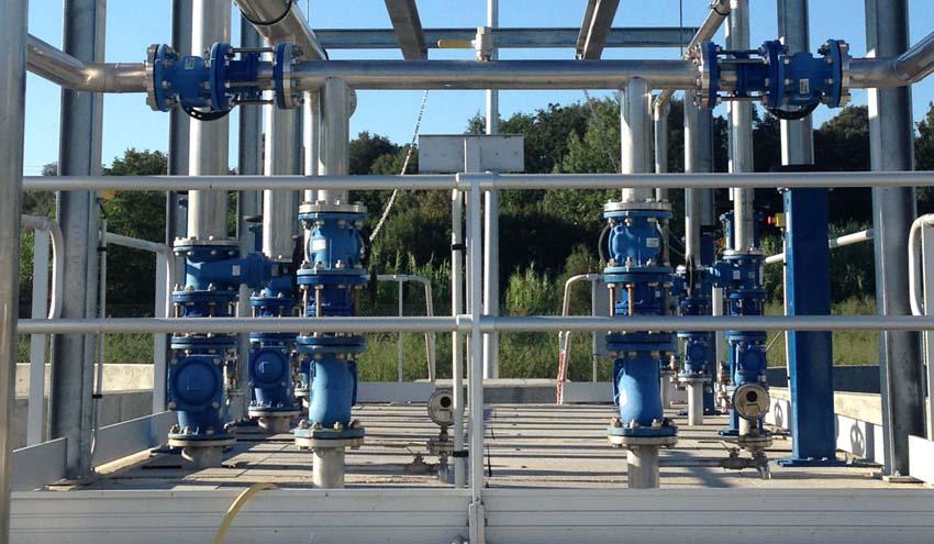 La Agencia Catalana del Agua destina casi 3 millones al saneamiento de las aguas residuales de Paz