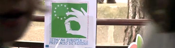 Cataluña vuelve a tener tres finalistas en los Premios Europeos de Prevención de Residuos