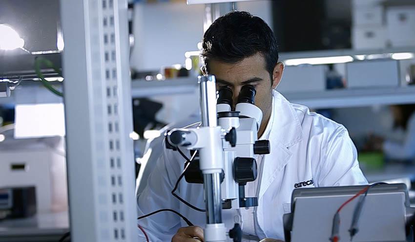 Grupo Carinsa y Eurecat diseñan unos nuevos tipos de desinfectantes en microcápsulas que evitarán microplásticos