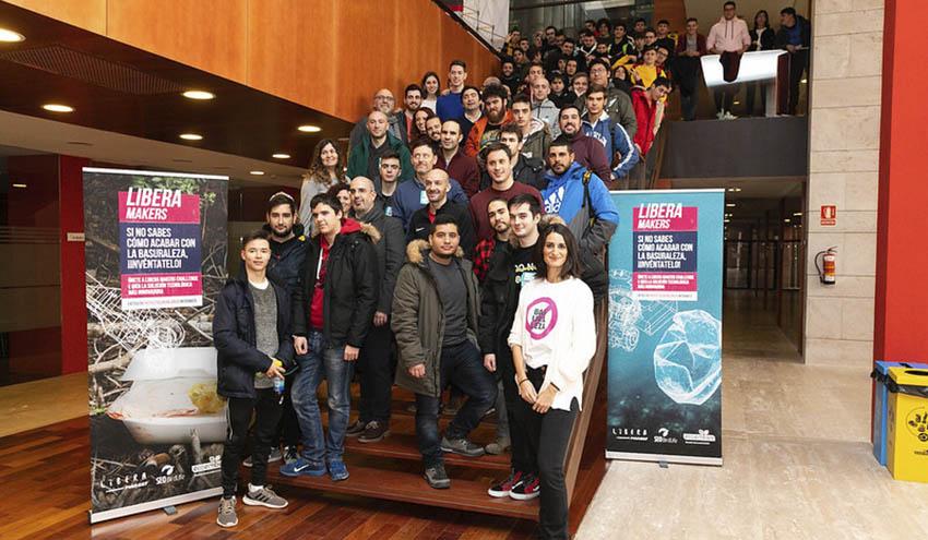 Jóvenes de toda España combatirán  la basuraleza a través de la innovación