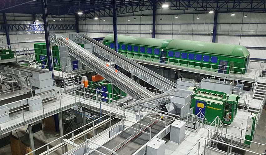 Operadora de Ferrocarril y Manejo de Rellenos (OFMRS) confía a STADLER su nueva planta de residuos en Cuautla