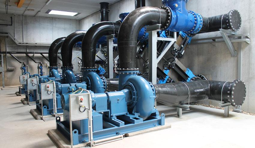 Ferrovial se hace con varios contratos de tratamiento de aguas en Texas por valor de 312 millones de dólares