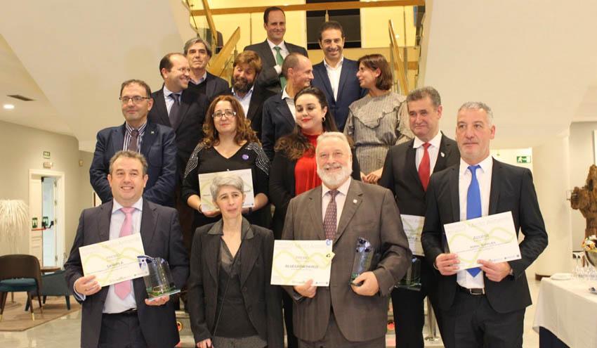 Galicia reconoce a la entidades líderes en innovación medioambiental