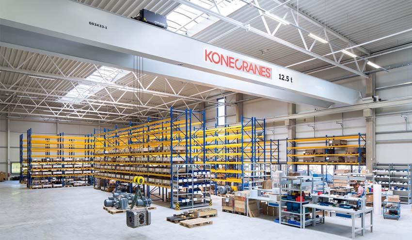 CXT NEO de Konecranes ofrece nuevas soluciones para una mayor seguridad y productividad