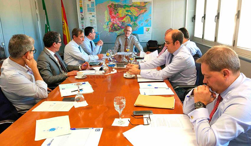 ASA Andalucía amplía su Comité Ejecutivo con las incorporaciones de ACOSOL, ARCGISA y GIAHSA