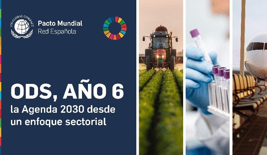 Los sectores financiero, tecnológico y energético lideran la implementación de los ODS