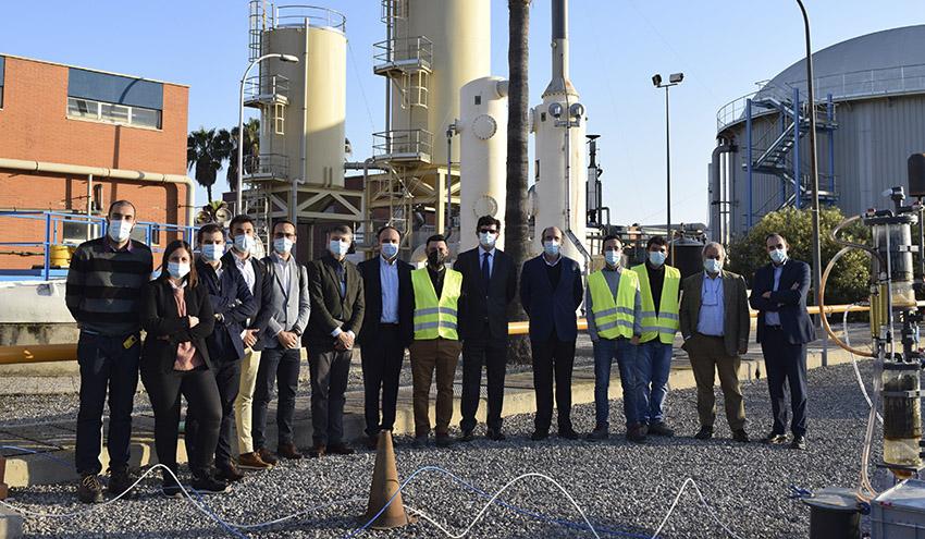 FACSA y Enagás apoyarán a Trovant Technology en el desarrollo de su tecnología de producción de biometano