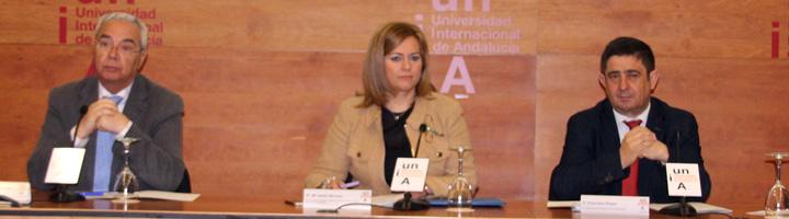 María Jesús Serrano destaca la apuesta de la Junta de Andalucía por la gestión pública y eficiente del agua