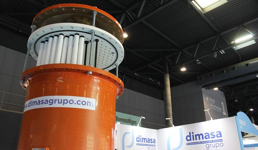 Exitoso paso de Dimasa Grupo por Iwater 2018
