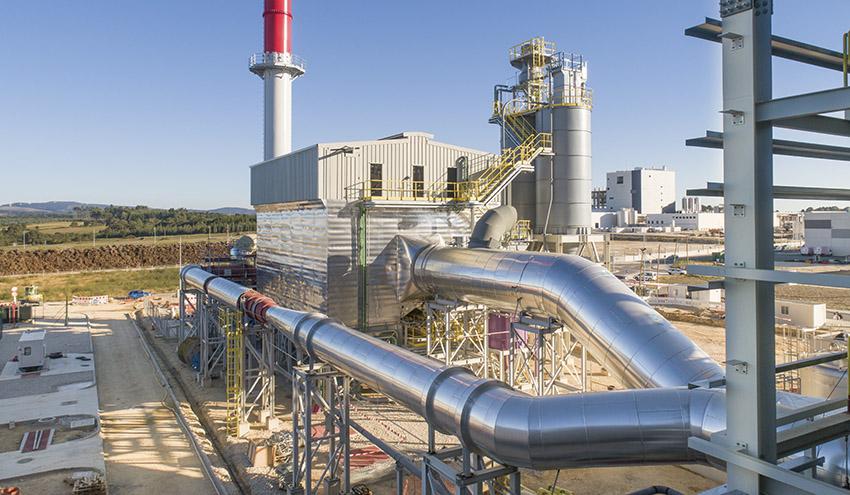 La nueva planta de biomasa de Greenalia pone en la red 50 MW de energía renovable