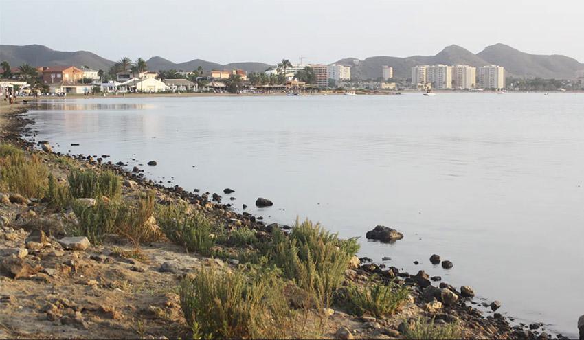 Así contribuye al cambio climático la agricultura química que intoxica el Mar Menor