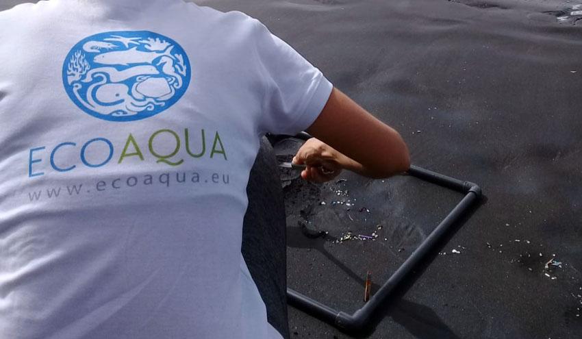 Crean una herramienta para contar y clasificar automáticamente los microplásticos de las playas