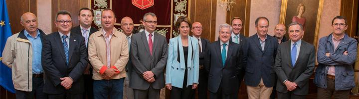 El Gobierno de Navarra resalta el carácter estratégico del proyecto de ampliación del canal de Navarra