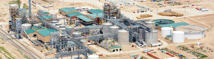 Abengoa inaugura su primera planta de biocombustibles de segunda generación a escala comercial en Hugoton, Kansas