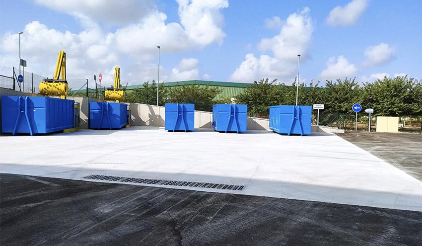 La Vega Baja de Alicante dará un salto cualitativo en la gestión de residuos con la planta de transferencia de Dolores