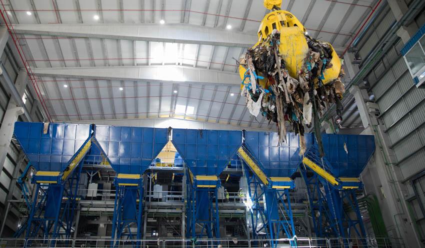 La rebaja del canon de Sogama supone un ahorro de 4,7 millones de euros a casi 2 millones de gallegos