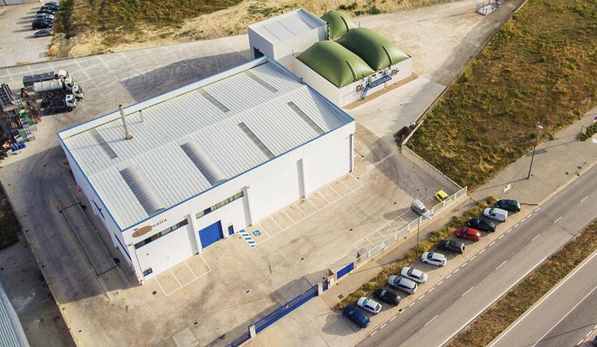 Arranca el proyecto pionero Unue para el desarrollo e inyección de biometano en la red de gas