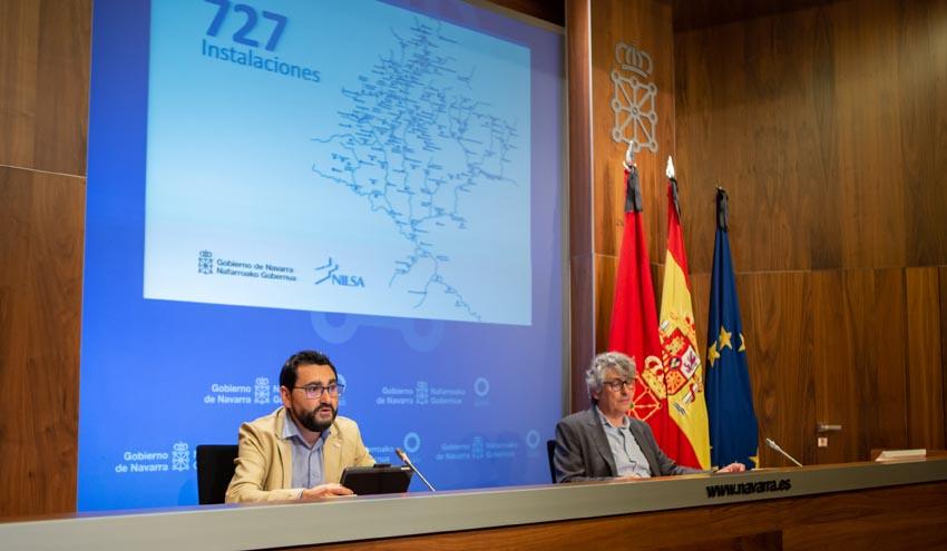 NILSA invertirá 8,5 millones de euros para construir cuatro nuevas depuradoras en Navarra