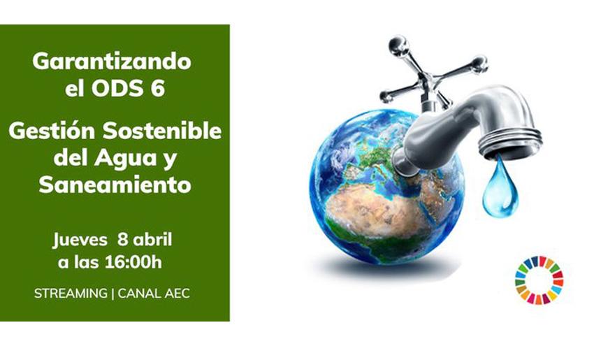 AGA participa en un evento sobre Gestión Sostenible del Agua