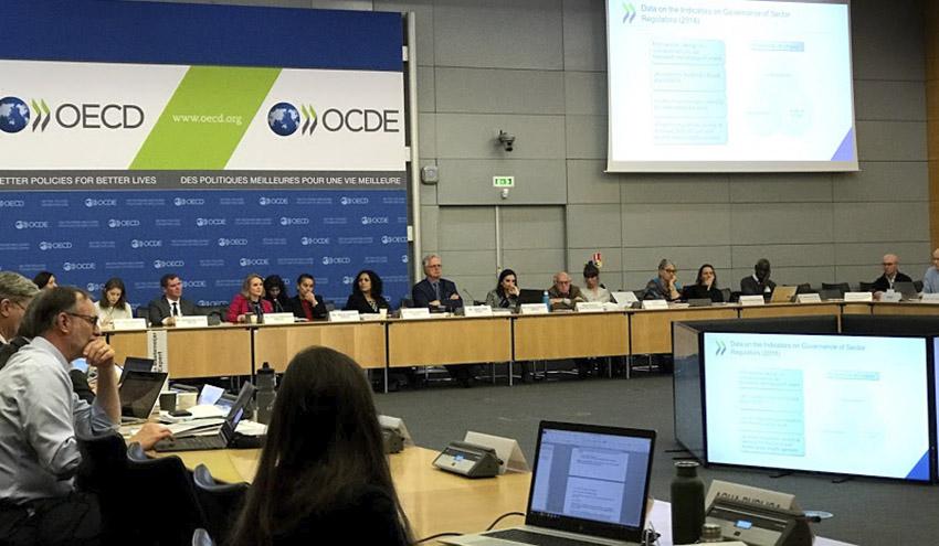 La red mundial de expertos en agua de la OCDE debate sobre el papel de los indígenas en la gobernanza del agua